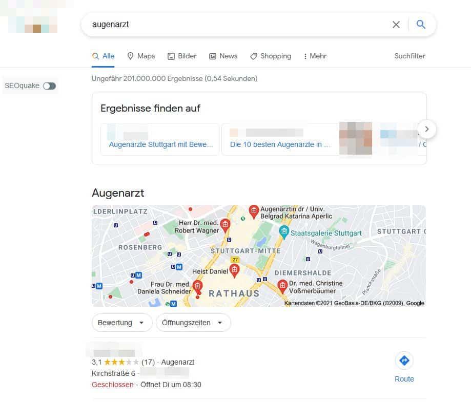 google-serps-regional-local-pack-augenarzt